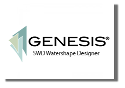 Unique's Chris Griffin accredited Watershape Designer